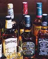 Recettes par alcool